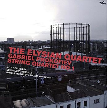 the Elysian Quartet - Gabriel Prokofiev String Quartet No.1