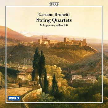 G. Brunetti - String Quartets