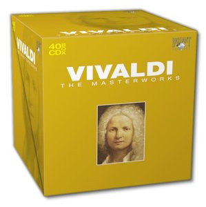 Various - Vivaldi,the Master Works