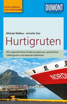 DuMont Reise-Taschenbuch Reiseführer Hurtigruten. mit Online-Updates als Gratis-Download - Annette Ster  [Taschenbuch]