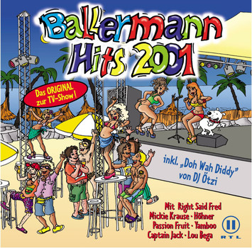 Various - Ballermann Hits 2001