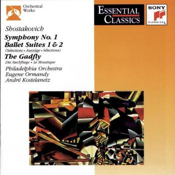 Ormandy - Shostakovich: Symphony No.1