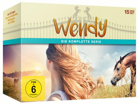 Wendy - Die komplette Serie [15 Discs]
