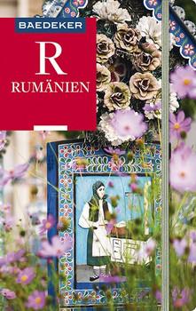 Baedeker Reiseführer Rumänien. mit GROSSER REISEKARTE - Anne Kotzan  [Taschenbuch]