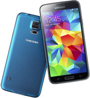 Samsung G901F Galaxy S5 with LTE+ 16GB azul eléctrico