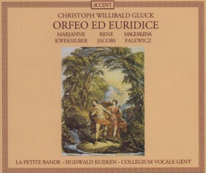 La Petite Bande - Gluck: Orpheus und Eurydike (Gesamtaufnahme)