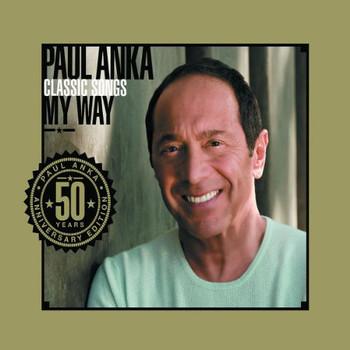 Paul Anka - Classic Songs,My Way