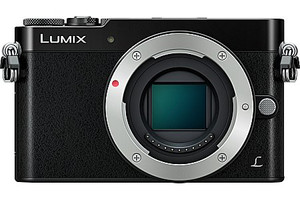 Panasonic DMC-GM5 negro