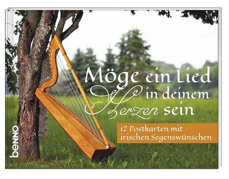 Möge ein Lied in deinem Herzen sein. 12 Postkarten mit irischen Segenswünschen [Taschenbuch]