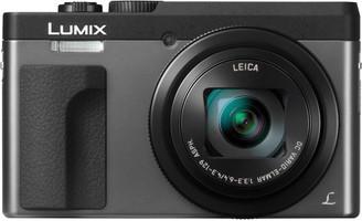 Panasonic Lumix DC-TZ91 negro/plata