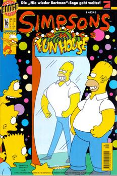 Simpsons Comics: #16 [Broschiert]