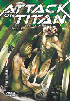 Attack on Titan, Band 7 - Isayama, Hajime