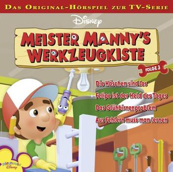 Walt Disney - Meister Mannys Werkzeugkiste 3