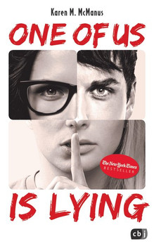 One of us is lying - Karen M. McManus  [Gebundene Ausgabe]