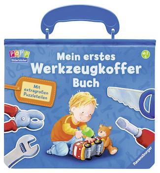 Mein erstes Werkzeugkoffer-Buch - Sabine Cuno [Pappbilderbuch]