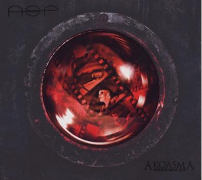 Asp - Akoasma-Horror Vacui Live (Ltd.ed.)