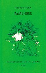 Hamburger Lesehefte, Nr.30, Immensee - Theodor Storm
