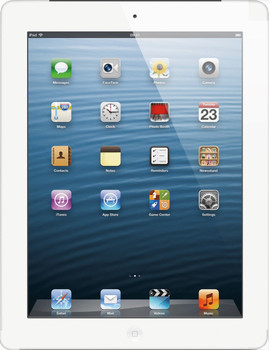 "Apple iPad 4 9,7"" 64GB [wifi] wit"