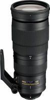 Nikon AF-S NIKKOR 200-500 mm F5.6E ED VR 95 mm Objetivo (Montura Nikon F) negro