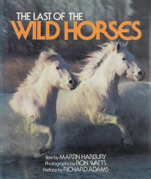 Last of the Wild Horses - Martin Harbury [Hardcover]