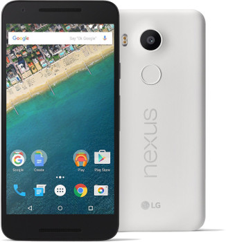 LG Google Nexus 5X 32GB cuarzo