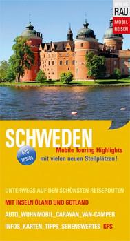 Schweden. Mit Inseln Öland und Gotland - Werner Rau  [Taschenbuch]