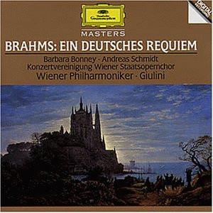 Barbara Bonney - Johannes Brahms: Ein deutsches Requiem (Gesamtaufnahme)
