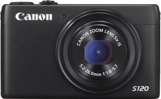 Canon PowerShot S120 zwart
