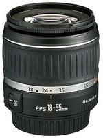 Canon EF-S 18-55 mm F3.5-5.6 USM II 58 mm Objectif (adapté à Canon EF-S) noir