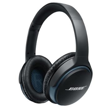Bose SoundLink cuffie wireless around-ear II nero