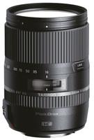 Tamron 16-300 mm F3.5-6.3 Di PZD VC II Macro 67 mm Objectif  (adapté à Nikon F) noir