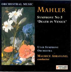 M. Abravanel - Everyman - Mahler (Sinfonie Nr. 5)