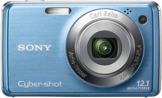 Sony DSC-W220 Cyber-shot blauw
