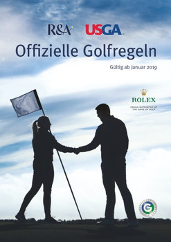 Offizielle Golfregeln. Gültig ab Januar 2019 [Taschenbuch]