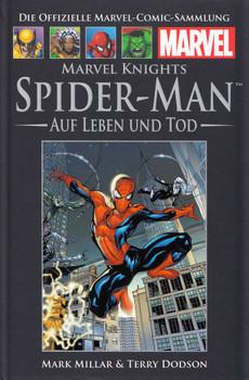 Die offizielle Marvel-Comic-Sammlung 35: Marvel Knights Spider-Man - Auf Leben und Tod - Mark Millar [Gebundene Ausgabe]