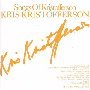 Kris Kristofferson - Songs of