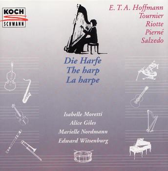 Isabelle Moretti, et al. - Die Harfe / The harp / La harpe