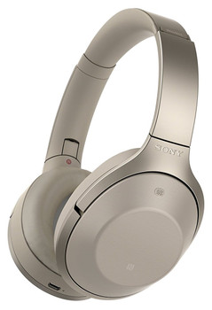 Sony MDR-1000X champagne