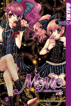 Momo - Little Devil Sammelband 02 - Sakai, Mayu