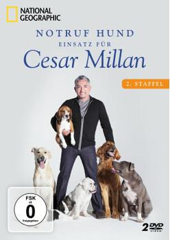 Notruf Hund - Einsatz für Cesar Millan: 2. Staffel [2 Discs]