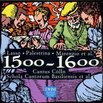 Various - Century Classics - Vol. 3 (1500-1600)