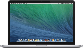 "Apple MacBook Pro 13.3"" (Retina) 2.4 GHz Intel Core i5 4 Go RAM 128 Go PCIe SSD [Fin 2013, clavier anglais, QWERTY]"