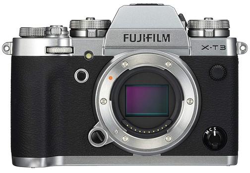 Fujifilm X-T3 Appareil photo hybride argent