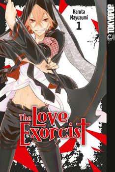 The Love Exorcist 01 - Haruta Mayuzumi  [Taschenbuch]