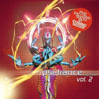 Various - Psi-Trance Explosion Vol.2
