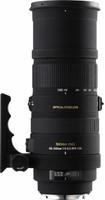 Sigma 150-500 mm F5.0-6.3 DG HSM OS 86 mm Objetivo (Montura Sony A-mount) negro