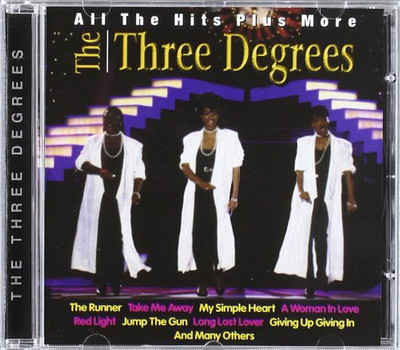 the Three Degrees - All the Hits Plus More