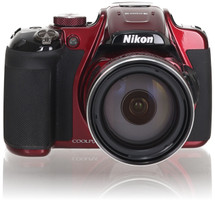 Nikon COOLPIX P610 rouge
