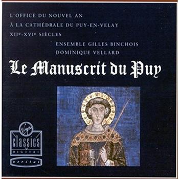 Vellard - Le Manuscrit du Puy (Officium für den Neujahrstag in der Kathedrale von Le Puy-en-Valay)