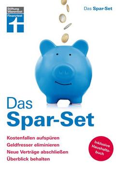 Das Spar-Set. Kostenfallen aufspüren, Geldfresser eliminieren, neue Verträge abschließen, Überblick behalten - Christian Eigner  [Taschenbuch]